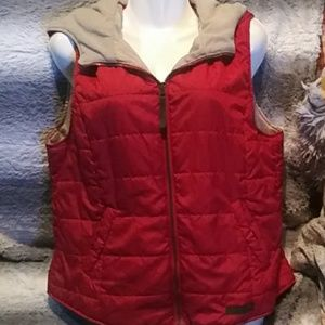 G.H. Bass&Company hooded vest